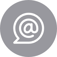 e-mail logo linking to our contact form