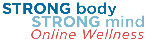 page title--Strong Body Strong Mind, Online Wellness