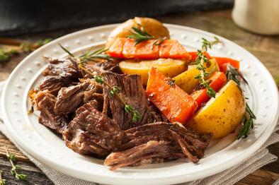 Balsamic Roast